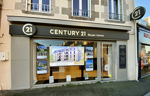 Agence immobilière CENTURY 21 Royer Immo, 50380 ST PAIR SUR MER